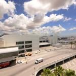 Miami International Airport's South Terminal...