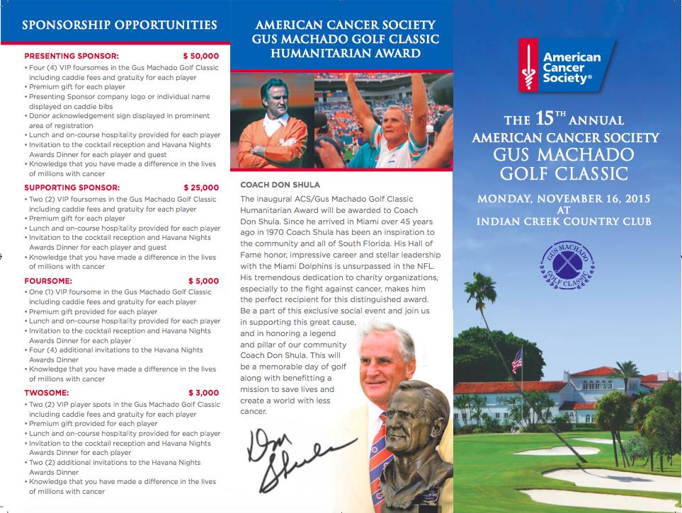 Golf Info