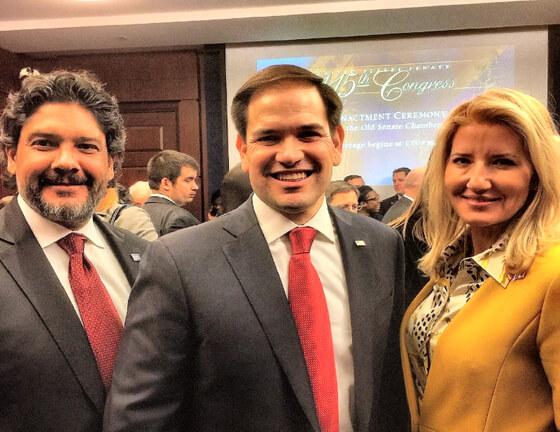 US Senator Marco Rubio