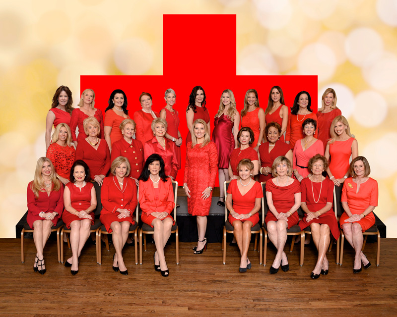 2015 American Red Cross Ball Committee 2015 Ball Chair - Marile Lopez