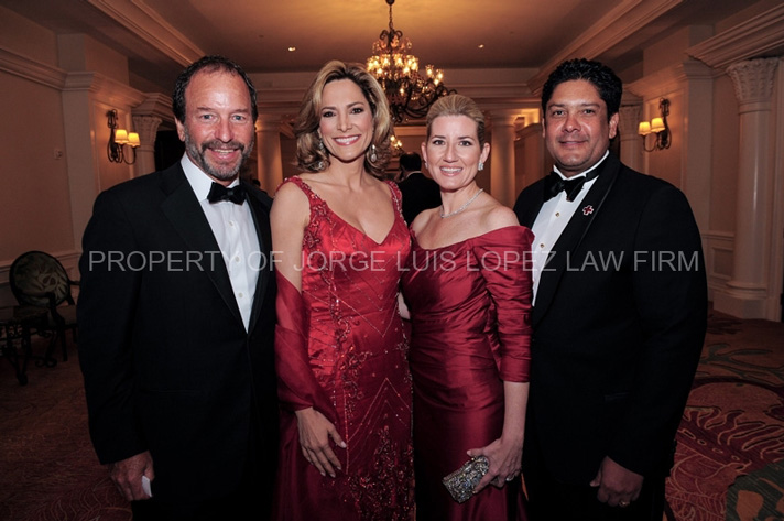 ARC Jaime Court,Maria Elvira Salazar, ML, _ JLL at ARC Gala of 03-2013 (3)