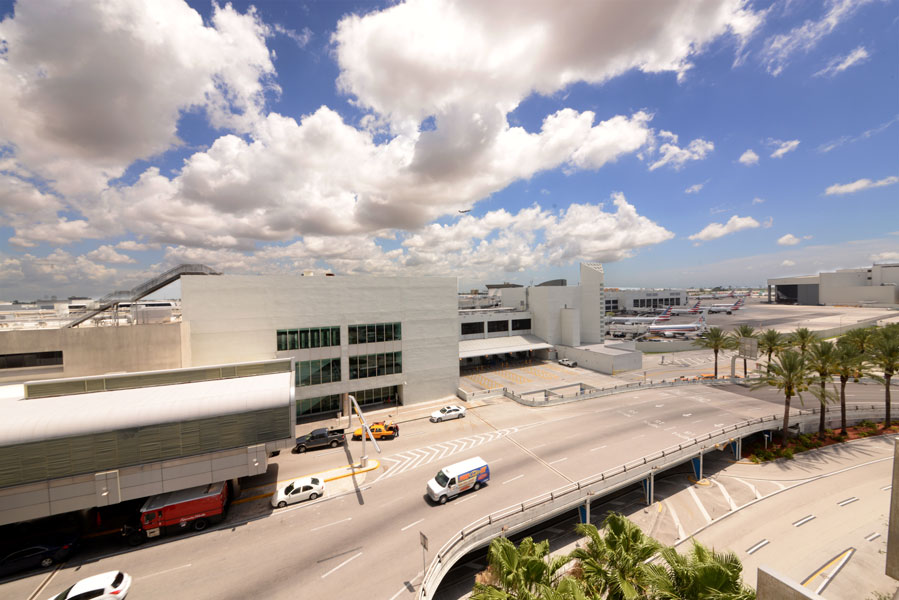 Miami International Airport – South Terminal