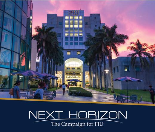 Next Horizon Campaign Florida International University