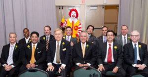 Ronald McDonald 12 Good Men Award