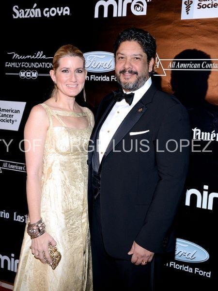 American Cancer Society Marile & Jorge Luis Lopez, Esq