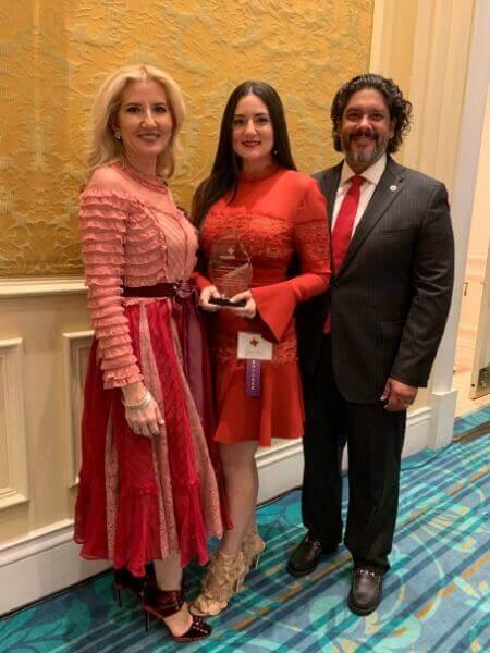 American Red Cross Rising Star Award