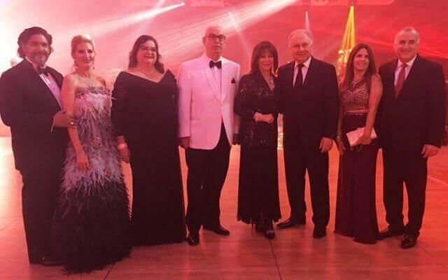 Chapman Partnership Illuminations Gala Marile & Jorge Luis Lopez, Esq