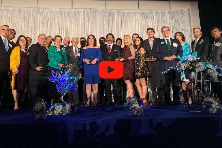 Claude Pepper Awards Marile & Jorge Luis Lopez, Esq.
