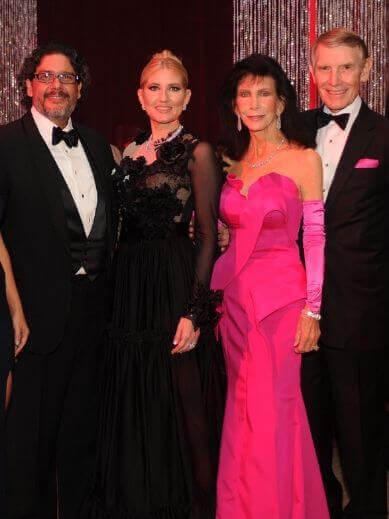 Chapman Partnership Marile & Jorge Luis Lopez, Esq. Trish & Dan Bell