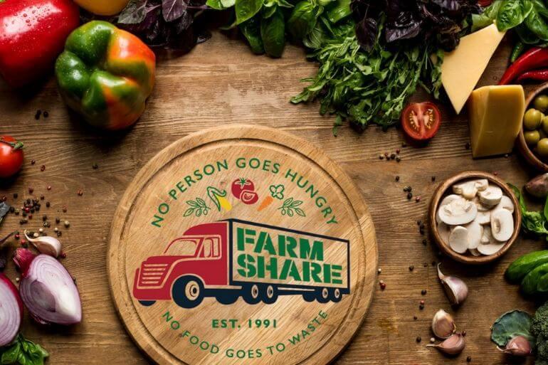 Farm Share Mayor Steve Shelley Homestead