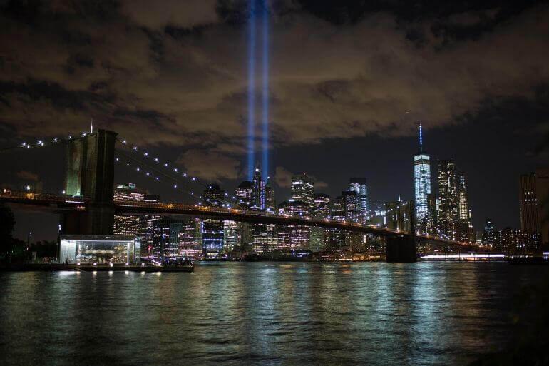 911 Memorial Marile & Jorge Luis Lopez, Esq...