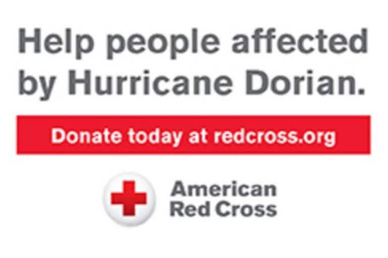 Marile & Jorge Luis Lopez, Esq. American Red Cross Hurricane Dorian 2